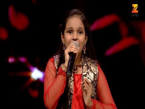 Sa Re Ga Ma Pa Lil Champs - Tamil Ep 21 4th March 2017