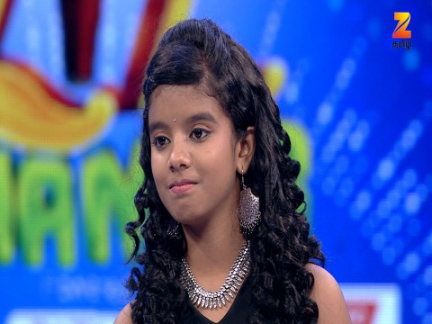 Sa Re Ga Ma Pa Lil Champs - Tamil Ep 29 1st April 2017