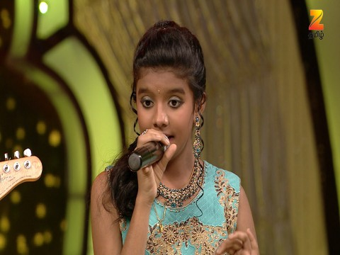 Sa Re Ga Ma Pa Lil Champs - Tamil Ep 31 8th April 2017