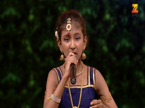 Sa Re Ga Ma Pa Lil Champs - Tamil Ep 33 15th April 2017