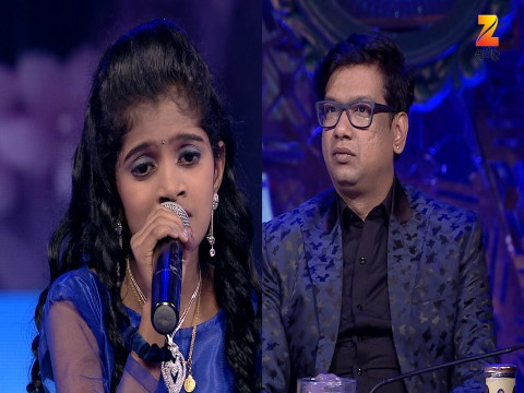 Sa Re Ga Ma Pa Lil Champs - Tamil Ep 30 2nd April 2017