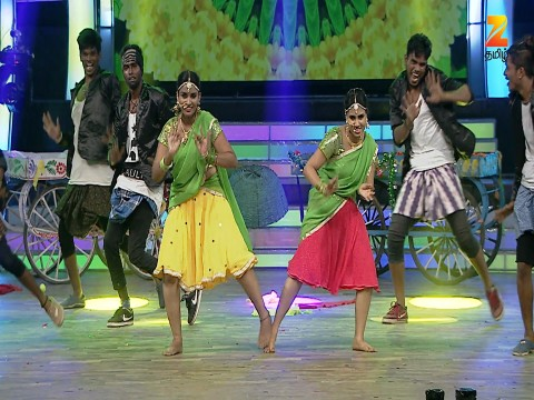 Zee Dance League Ep 5 29th July 2017