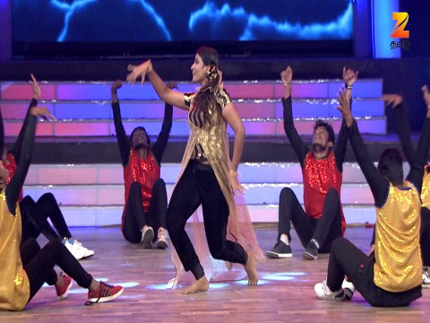 Zee Dance League Ep 12 16th September 2017