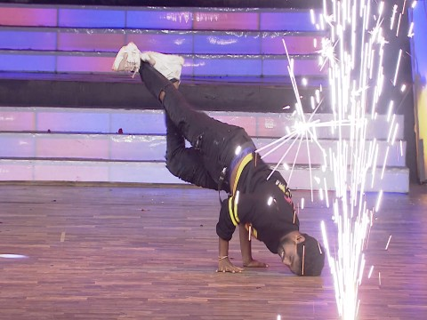 Zee Dance League Ep 17 21st October 2017
