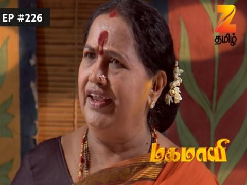 Mahamayi - Episode 226 - January 13, 2017 - Full Episode