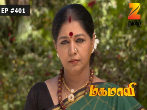 Mahamayi - Episode 401 - September 21, 2017 - Full Episode