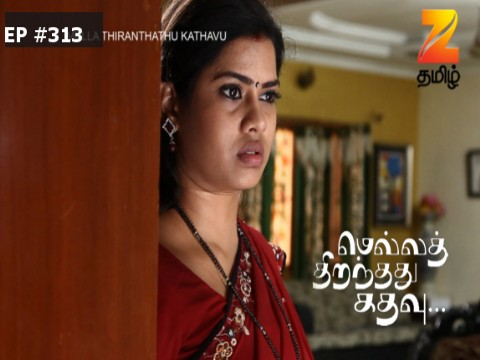 Mella Thiranthathu Kathavu - Episode 313 - January 18, 2017 - Full Episode