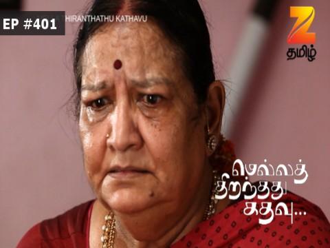 Mella Thiranthathu Kathavu - Episode 401 - May 22, 2017 - Full Episode