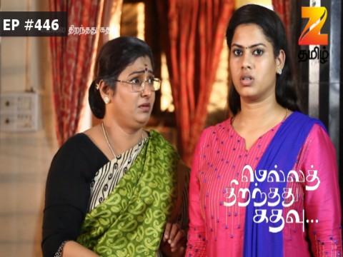 Mella Thiranthathu Kathavu - Episode 446 - July 24, 2017 - Full Episode