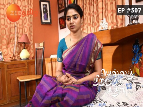 Mella Thiranthathu Kathavu - Episode 507 - October 23, 2017 - Full Episode