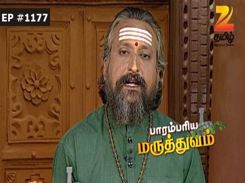 Paarambariya Maruthuvam - Episode 1177 - September 26, 2016 - Full Episode