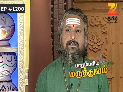 Paarambariya Maruthuvam - Episode 1200 - October 19, 2016 - Full Episode