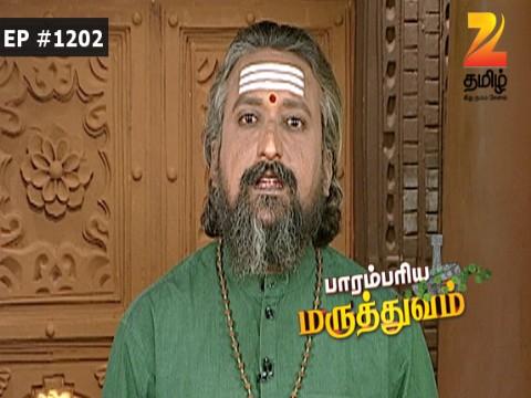 Paarambariya Maruthuvam - Episode 1202 - October 21, 2016 - Full Episode