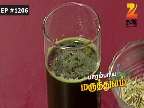 Paarambariya Maruthuvam - Episode 1206 - October 25, 2016 - Full Episode