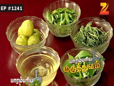 Paarambariya Maruthuvam - Episode 1241 - November 29, 2016 - Full Episode