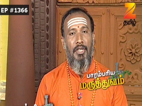 Paarambariya Maruthuvam - Episode 1366 - April 28, 2017 - Full Episode