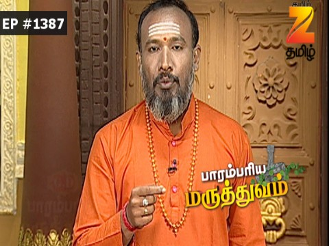 Paarambariya Maruthuvam - Episode 1387 - May 23, 2017 - Full Episode