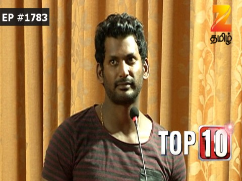Top 10 Ep 1783 17th January 2017