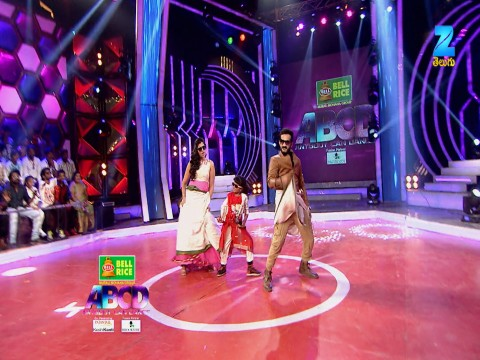 ABCD (Anybody Can Dance) EP 11 18 Feb 2017