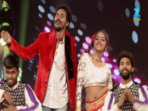 ABCD (Anybody Can Dance) EP 21 29 Apr 2017