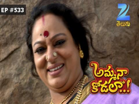 Amma Na Kodala - Episode 533 - August 30, 2016 - Full Episode