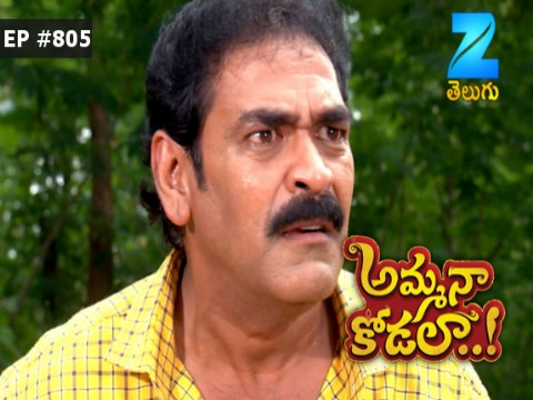 Amma Na Kodala - Episode 805 - July 14, 2017 - Full Episode
