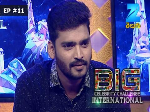 Big Celebrity Challenge International Ep 11 19th August 2017