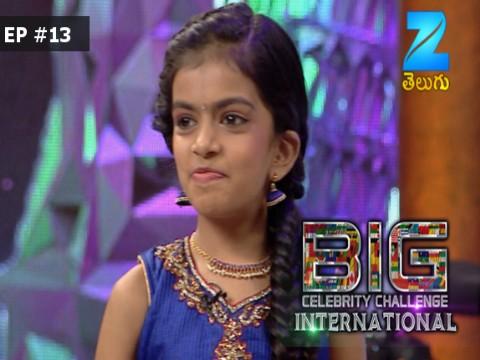 Big Celebrity Challenge International Ep 13 2nd September 2017