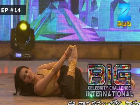 Big Celebrity Challenge International Ep 14 9th September 2017