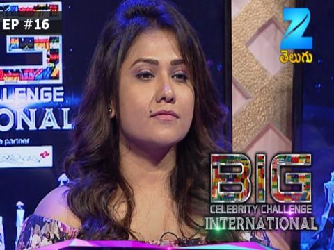 Big Celebrity Challenge International - Episode 16 - September 23, 2017 - Full Episode