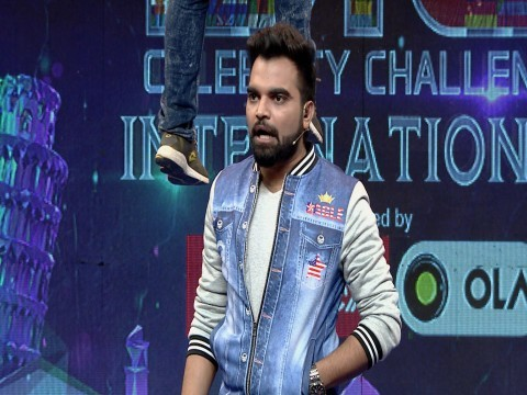 Big Celebrity Challenge International Ep 23 25th November 2017
