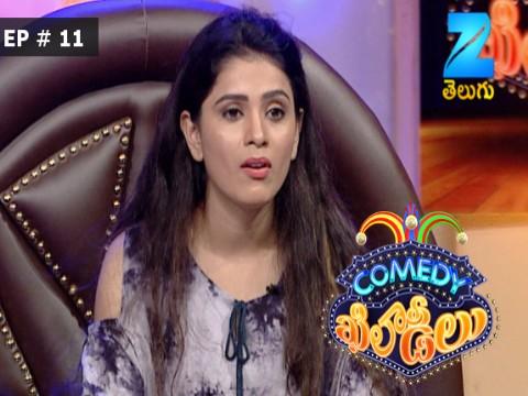 Comedy Khiladilu - Episode 11 - July 24, 2017 - Full Episode