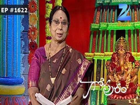 Gopuram - Episode 1622 - September 27, 2016 - Full Episode