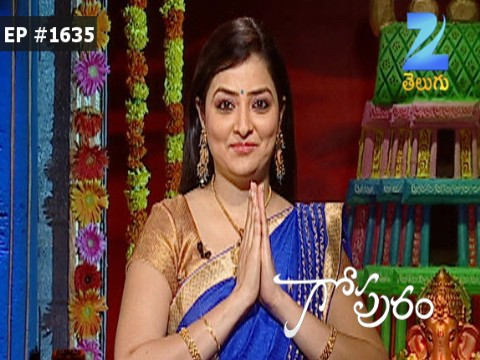 Gopuram - Episode 1635 - October 26, 2016 - Full Episode