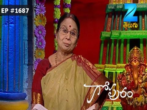 Gopuram - Episode 1687 - February 27, 2017 - Full Episode