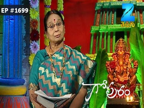 Gopuram - Episode 1699 - March 27, 2017 - Full Episode