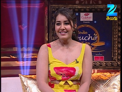 Konchem Touch lo Unte Chepta - Super Sunday - Episode 4 - May 29, 2016 - Full Episode