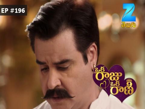 Oka Raju Oka Rani - Episode 196 - March 28, 2017 - Full Episode