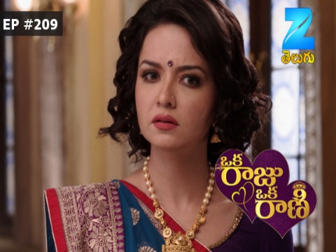 Oka Raju Oka Rani - Episode 209 - April 20, 2017 - Full Episode