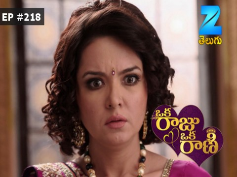 Oka Raju Oka Rani Ep 218 8th May 2017