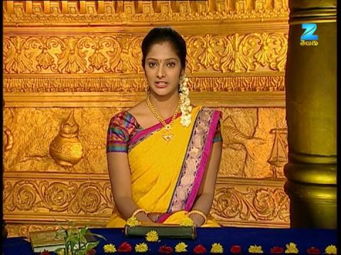Zee telugu omkaram today episode live - Veediki dookudekkuva