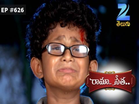 Rama Seetha - Episode 626 - August 31, 2016 - Full Episode