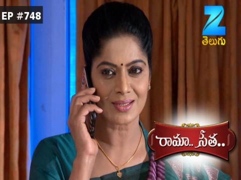 Rama Seetha - Episode 748 - January 21, 2017 - Full Episode