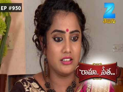 Rama Seetha - Episode 950 - September 14, 2017 - Full Episode