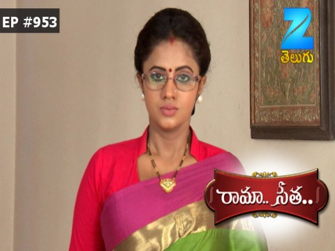 Rama Seetha - Episode 953 - September 18, 2017 - Full Episode
