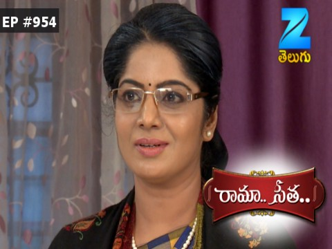 Rama Seetha - Episode 954 - September 19, 2017 - Full Episode