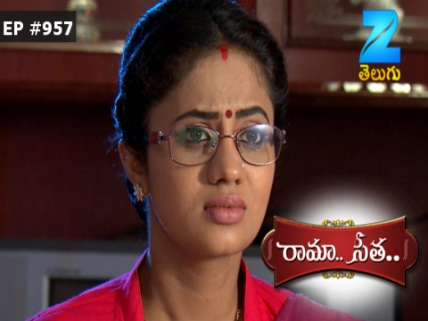 Rama Seetha - Episode 957 - September 22, 2017 - Full Episode