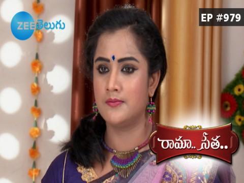 Rama Seetha - Episode 979 - October 21, 2017 - Full Episode