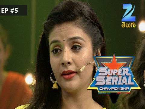 Super Serial Championship Ep 5 16th October 2016