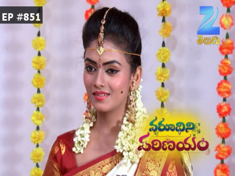 Varudhini Parinayam Ep 851 9th November 2016